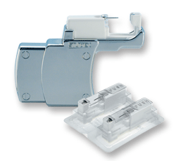 Used only by our Studex partners—Studex® System75™ with piercing studs in sterile cartridges