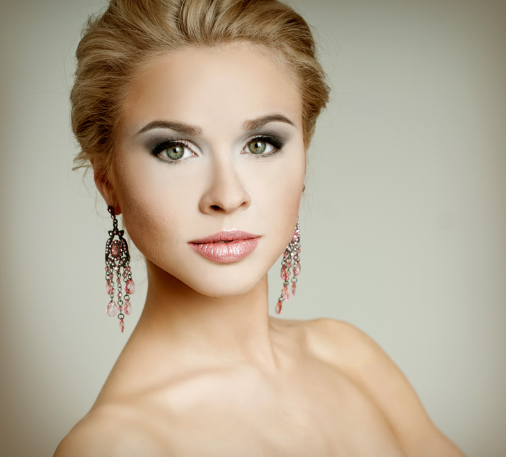 Earring Trends 2013 – Chandeliers for the romantic look